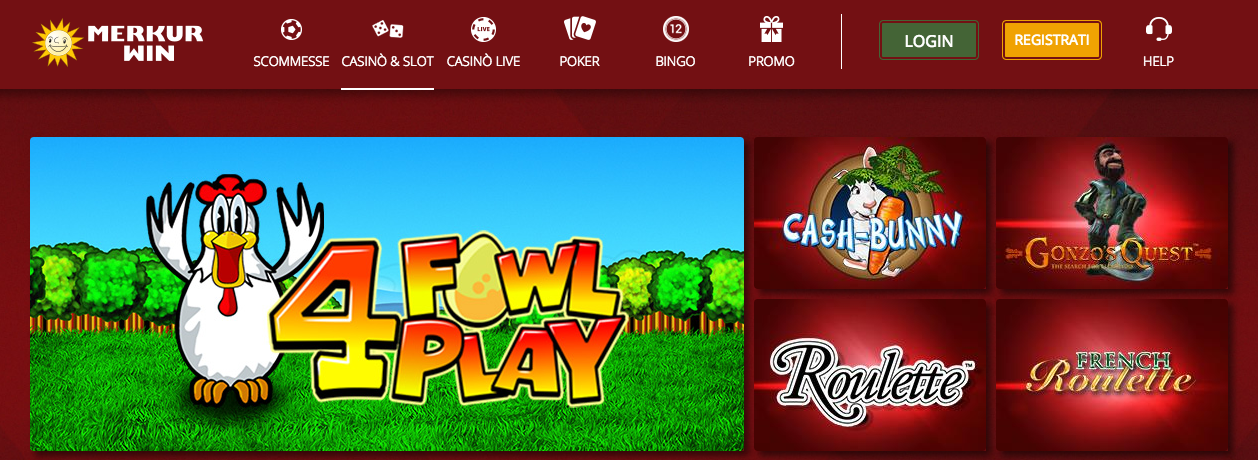 Slot machine gratis gallina