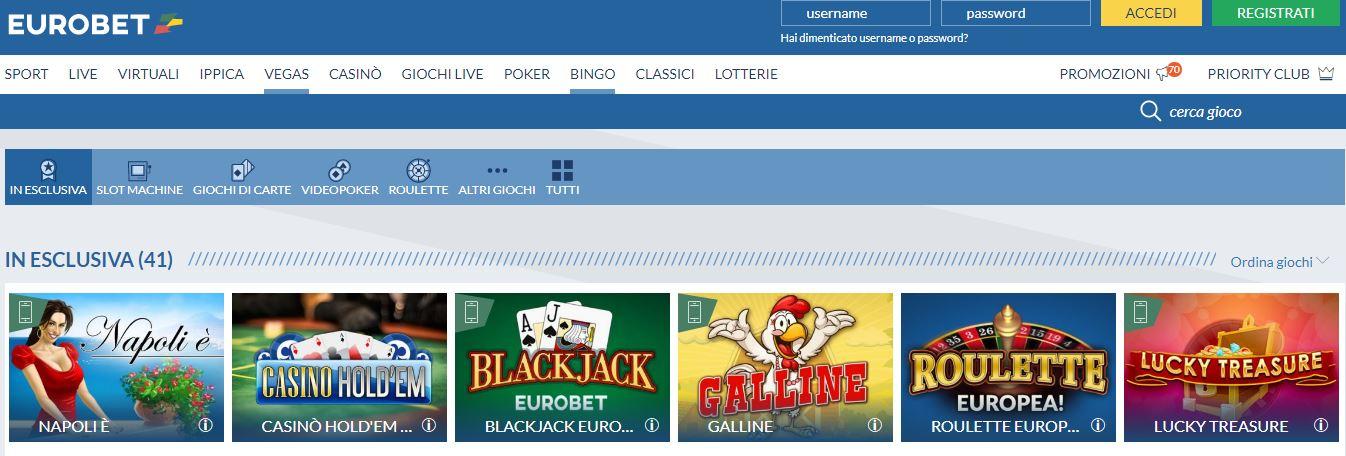 Giochi gratis slot machine galline
