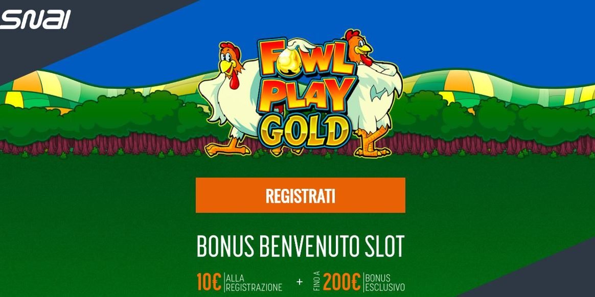Slot machine online gallina